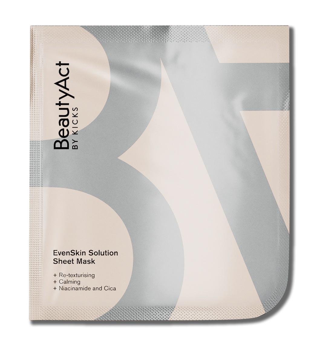 BeautyAct Evenskin Solution Sheet Mask