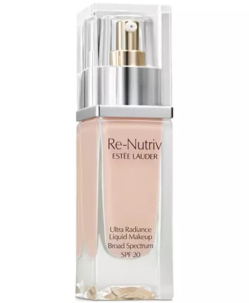 Estee Lauder Re-Nutriv Ultra Radiance Liquid Makeup Spf 20