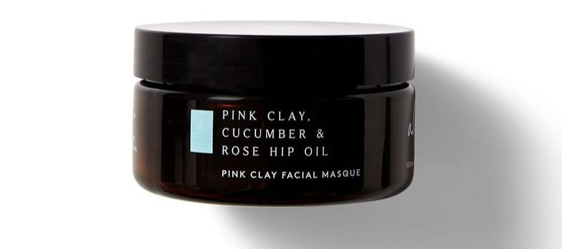 Alkira Pink Clay Facial Masque