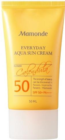 Mamonde Everyday Aqua Sun Cream SPF 50 Pa++++