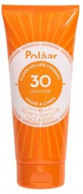 Polaar Velvety Sun Fluid Face & Body Spf30