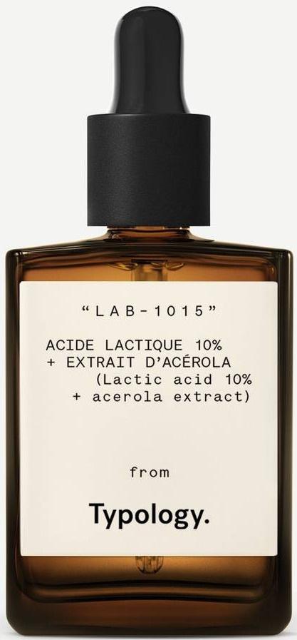 Typology Gentle Peeling Serum 10% Lactic Acid + Acerola Extract