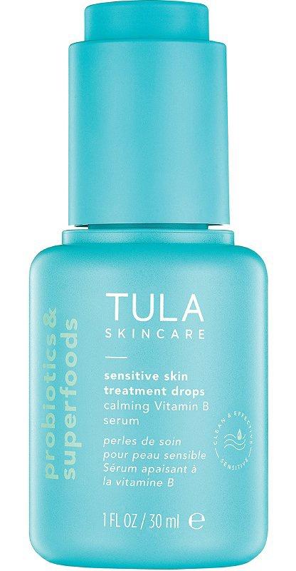 Tula Sensitive Skin Treatment Drops Calming Vitamin B Serum
