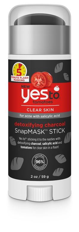 yes to tomatoes Detoxifying Charcoal Snapmask Stick