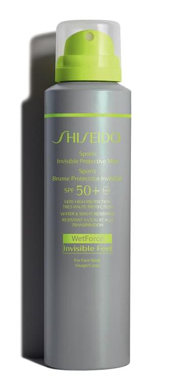 Shiseido Sports Invisible Protective Mist Spf 50+
