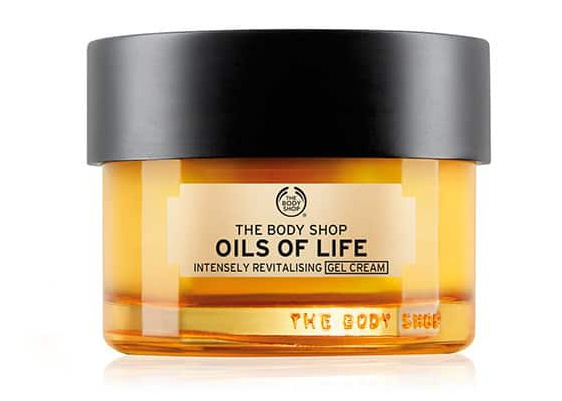 The Body Shop Oils Of Life™ Intensely Revitalising Gel Cream