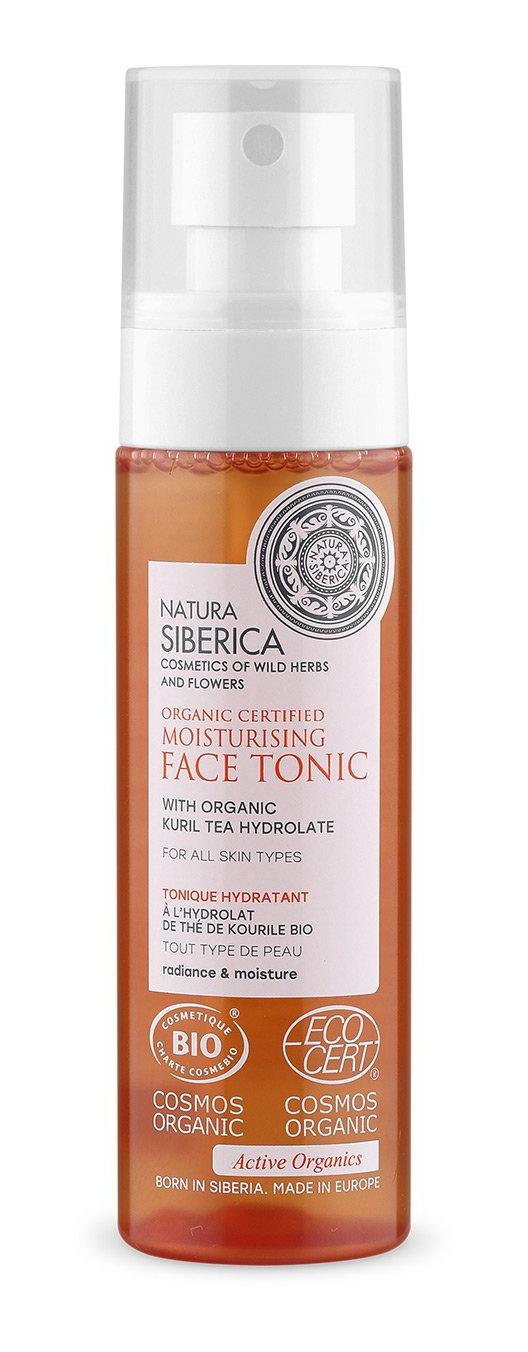 Natura Siberica Active Organics Moisturising Face Tonic