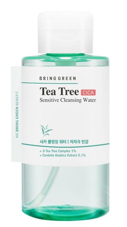 Bring Green Tea Tree Cica Sensitive Cleansing Water