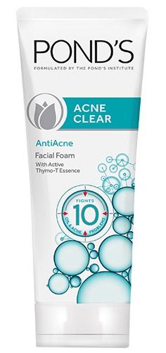 Pond's Acne Solution Foam