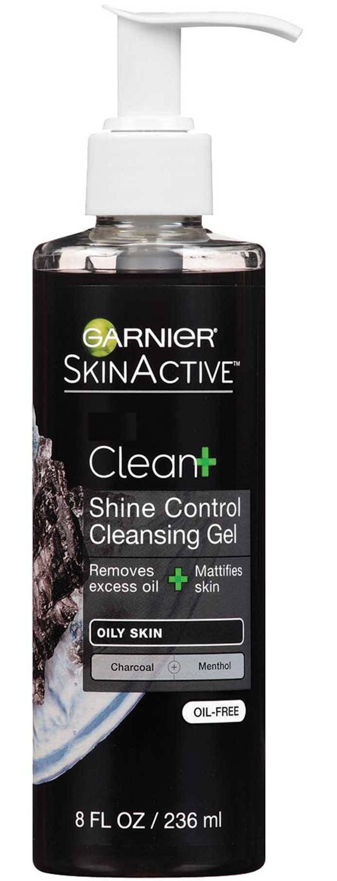 Garnier Skinactive Charcoal Cleansing Gel