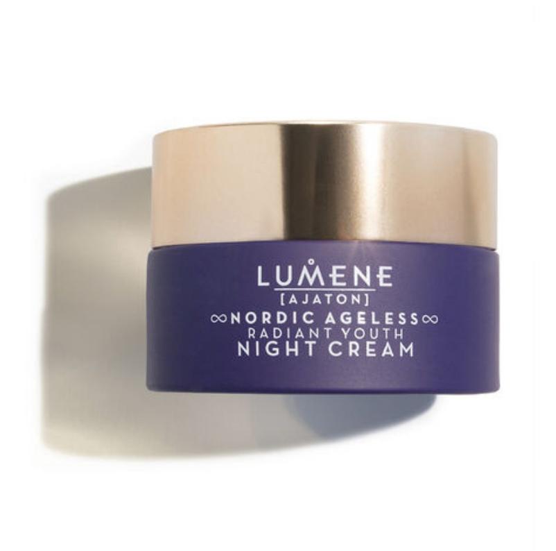 Lumene Nordic Ageless [Ajaton] Radiant Youth Night Cream