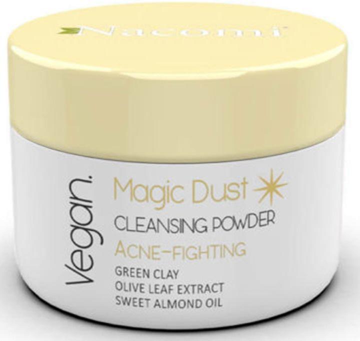 Nacomi Cleansing Powder Green Clay