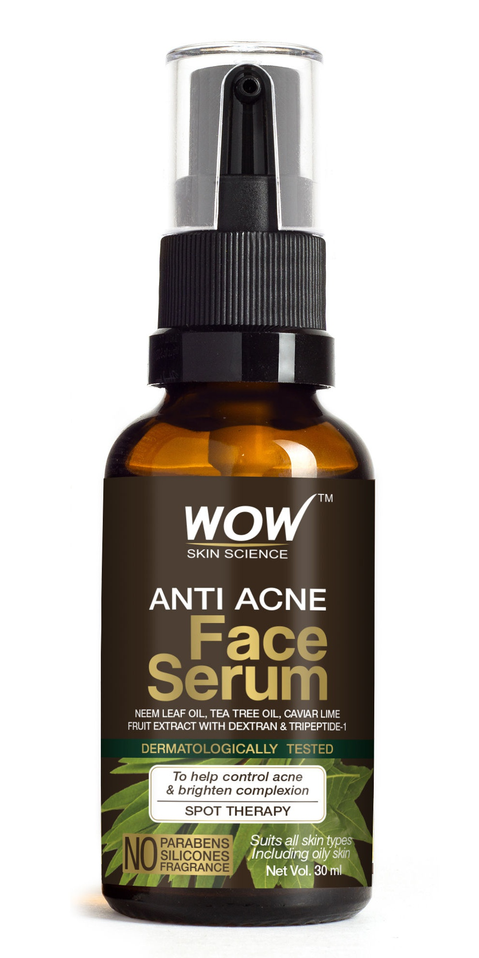 WOW skin science Anti Acne Face Serum