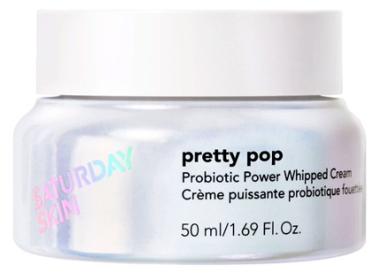 Saturday Skin Pretty Pop Probiotic Power Whipped Cream