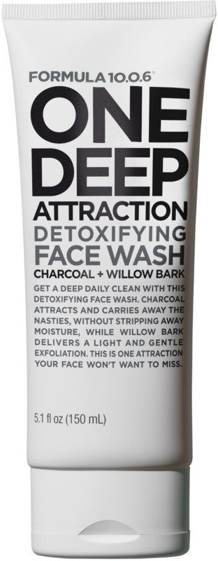 Formula 10.0.6 One Deep Attraction Detoxifying Face Wash