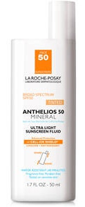 La Roche-Posay Anthelios Tinted Mineral Sunscreen For Face spf 50