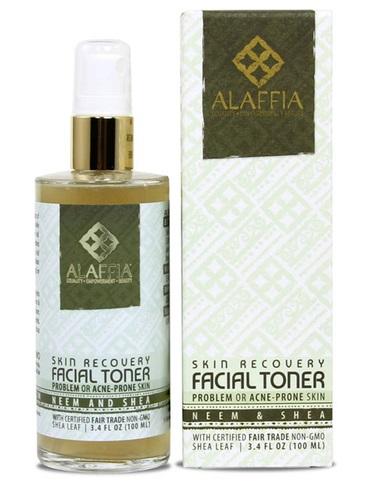 Alaffia Skin Recovery Facial Toner (Neem & Shea)
