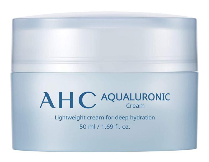 AHC Face Cream Aqualuronic Hydrating Triple Hyaluronic Acid