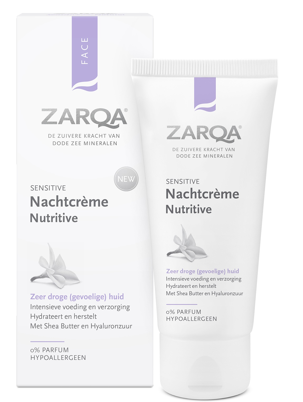 Zarqa Nightcream Nutritive