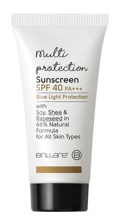 Brillare Multi-Protection Sunscreen Spf 40