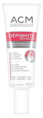 Laboratoire ACM Dépiwhite Advanced Intensive Anti-Brown Spot Cream