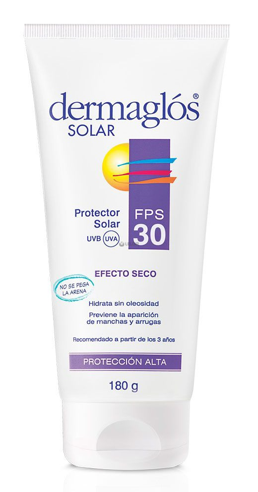 Dermaglós Protector Solar Fps30