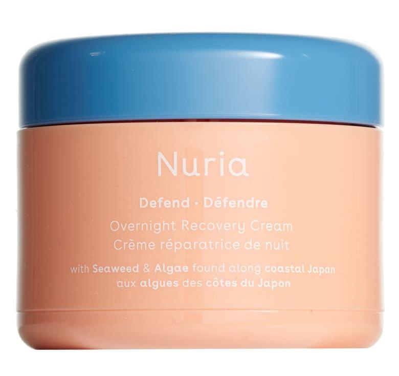 Nuria Defend Overnight Recovery Cream