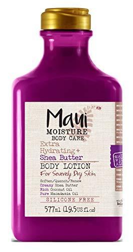 Maui moisture Extra Hydrating+ Shea Butter Body Lotion