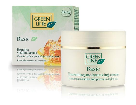Green line Basic Nourishing Moisturizing Cream