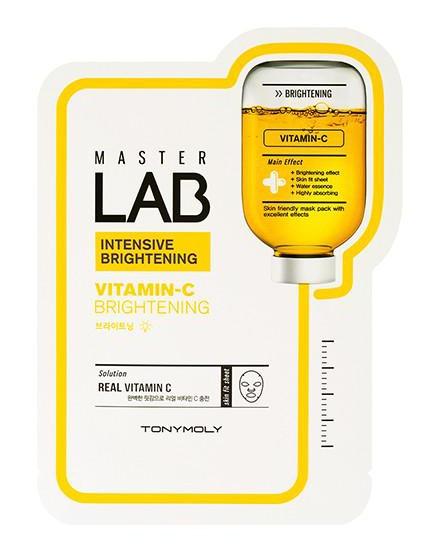 Tony moly Master Lab Sheet Mask Vitamin C