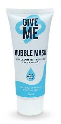 Give Me Bubble Mask