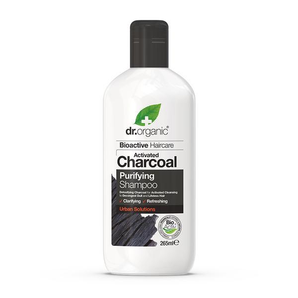 Dr Organic Charcoal Shampoo