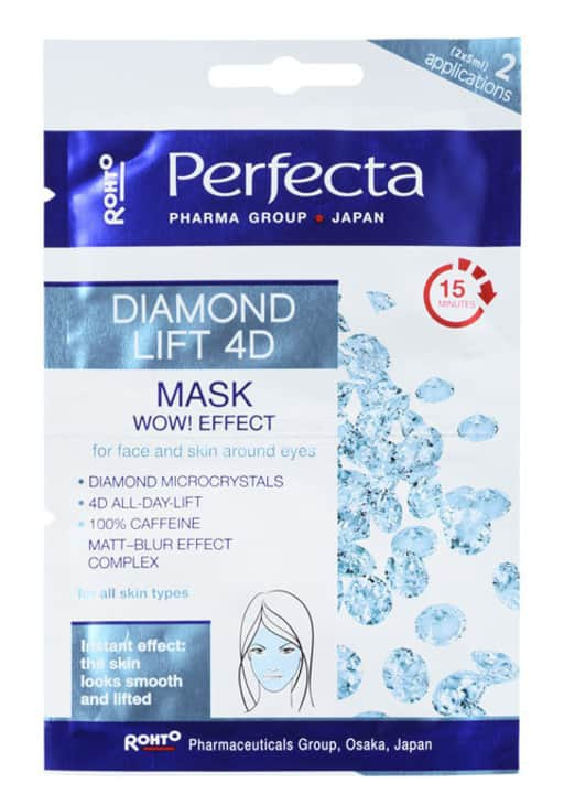 Perfecta Diamond Lift 4D Mask