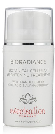 Sweetsation Therapy Bioradiance Botanical Cellular Brightening Treatment