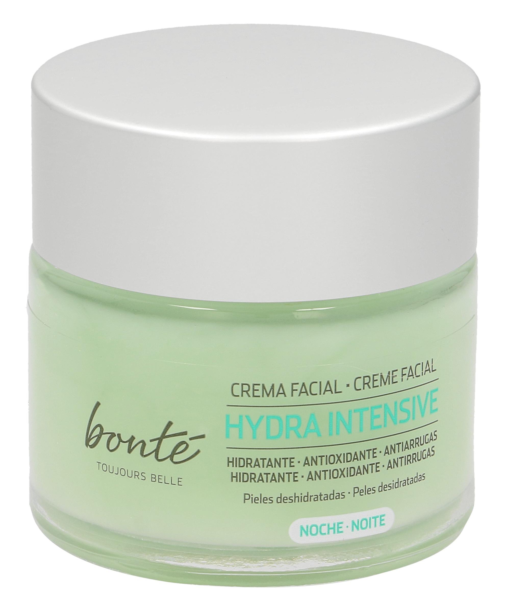 Bonté Crema Facial Hydra Noche Intense Pieles Deshidratadas Tarro