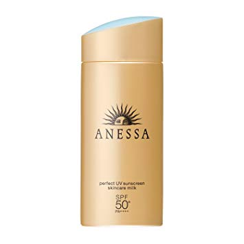 Shiseido Anessa Perfect Uv Sunscreen Mild Milk Spf 50 Pa++++