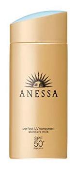 Anessa Perfect UV Sunscreen Mild Milk Spf 50 Pa++++