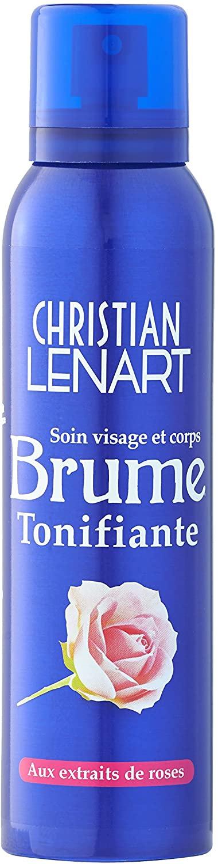Christian Lenart Brume Tonifiante aux Extraits de Roses