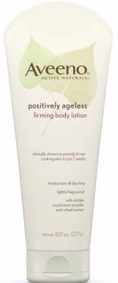 Aveeno Positively Ageless® Firming Body Lotion