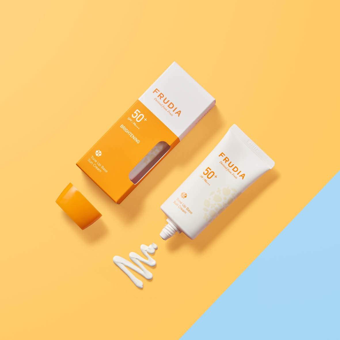 Frudia Tone Up Base Sun Cream Spf50