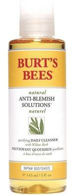Burt's Bees Anti-Blemish Purifying Daily Gel Cleanser