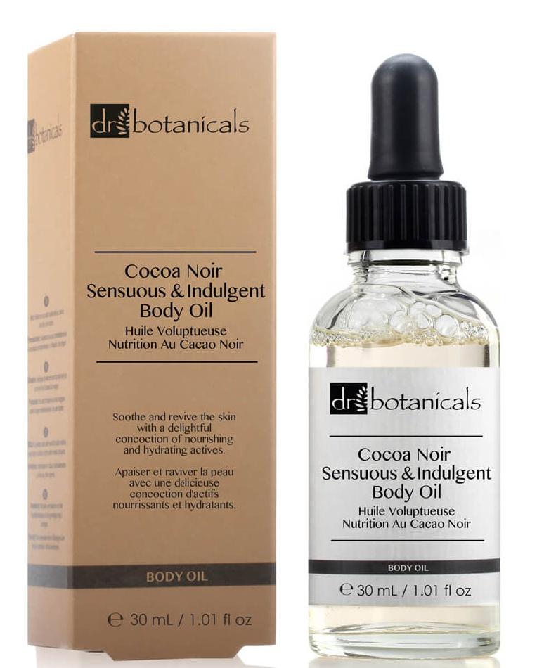 Dr Botanicals Cocoa Noir Sensuous & Indulgent Body Oil