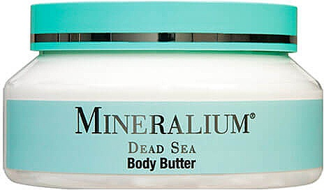 Mineralium Bodybutter Mineral Therapy