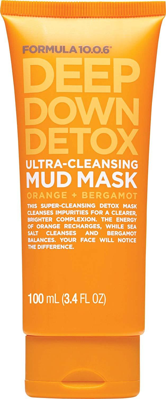 Formula 10.0.6 Deep Down Detox Facial Mask