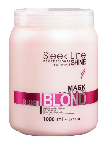 Stapiz Sleek Line Blush Blond Mask