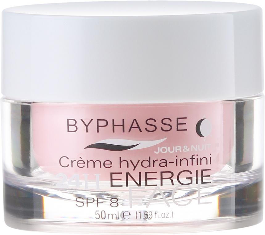 Byphasse Crème Jour & Nuit Hidra Infini