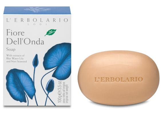 L'Erbolario Soap Fiore Dell'Onda