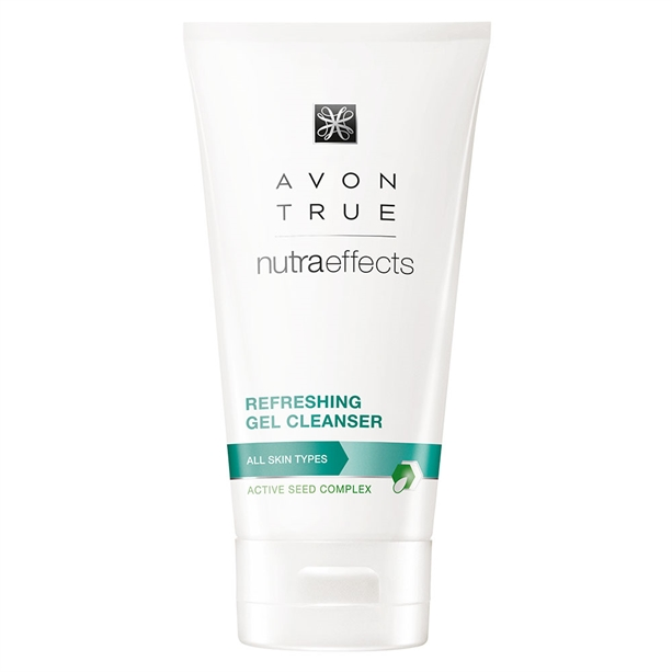 Avon True Nutra Effects Refreshing Gel Cleanser