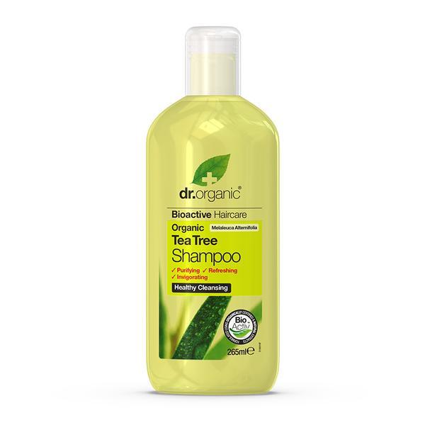 Dr Organic Tea Tree Shampoo