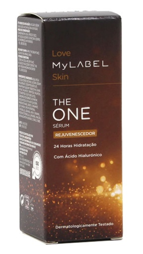 MyLABEL The One Serum